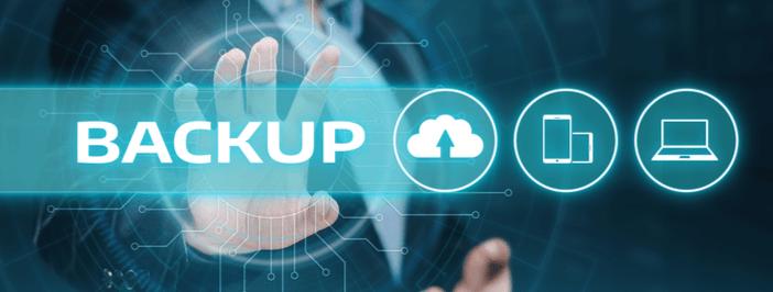 local backups and cloud backups